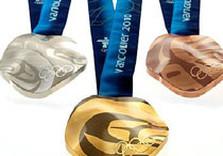 медали ванкувер