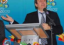 Мишель Платини ЕВРО 2012