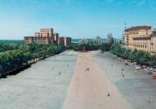 Площадь Свободы станет футбольной фан-зоной уже в этом году