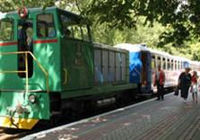 детская железная дорога харьков