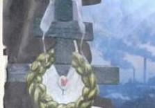 могила с косой тимошенко