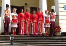 хор украинцев