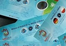 Билеты на Евро-2012 по-прежнему можно купить через сайт УЕФА
