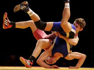 В весовой категории до 42 кг третье место занял Камиль Каримов, а в весовой категории до 100 кг - Михаил Гетманский.