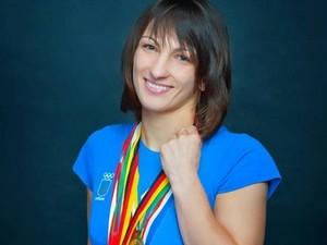 Юлия Ткач заняла третье место