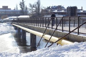 Мост через р. Уды