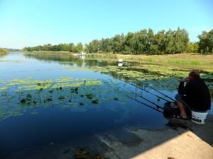 Река Уды.