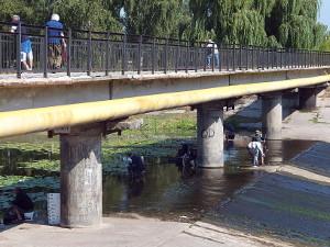 Мост через Уды.