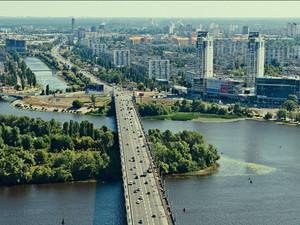 Реконструкцию моста Патона начнут в июне 2020 года