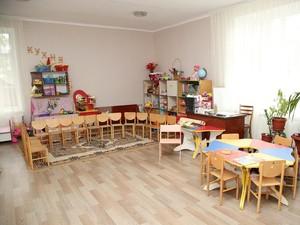 Отремонтированные помещения детсада