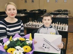 Черняева ровно 9 лет тому назад получила прекрасный повод для гордости