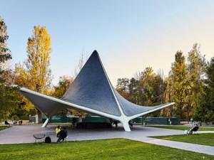 Саржин яр соединяют с Центральным парком культуры и отдыха имени Горького
