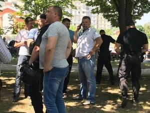 Активисты пришли почтить память Жукова, ведь 18 июня – день его смерти