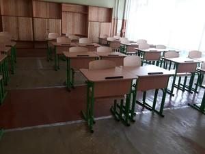 В зданиях школ № 5 и № 7 кабинеты не соответствуют санитарным нормам