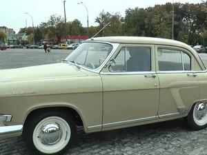 Рубанов говорит вот об этой Волге ГАЗ-21